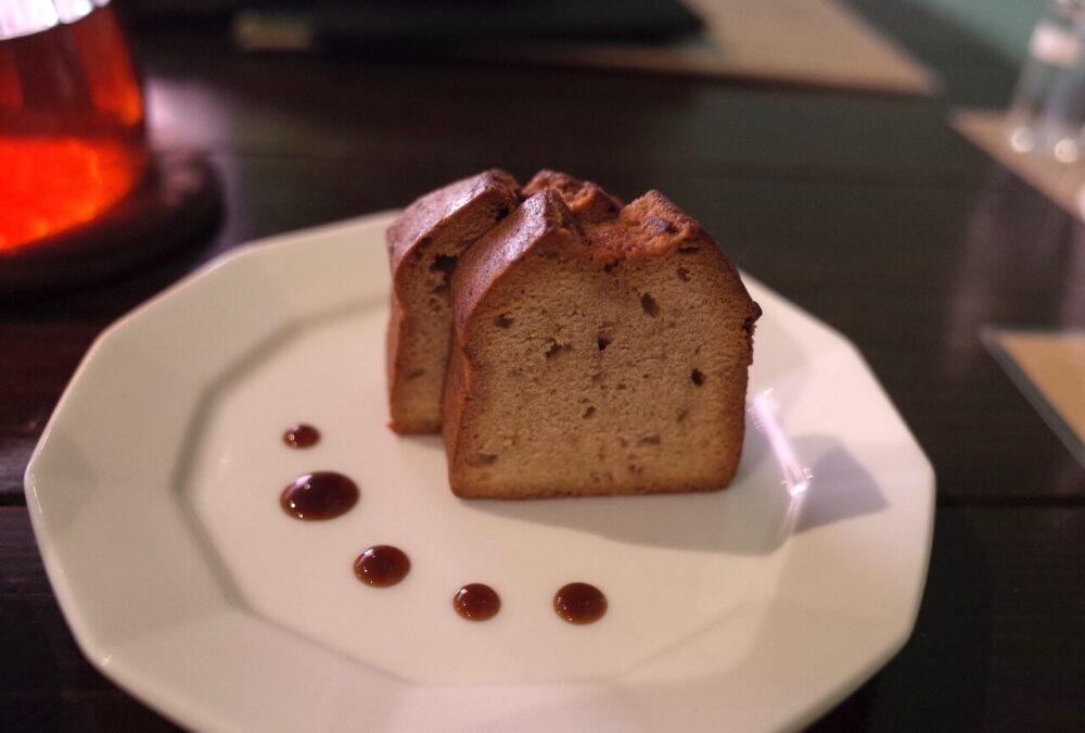 国産ラム酒と黒糖の熟成ケーキ