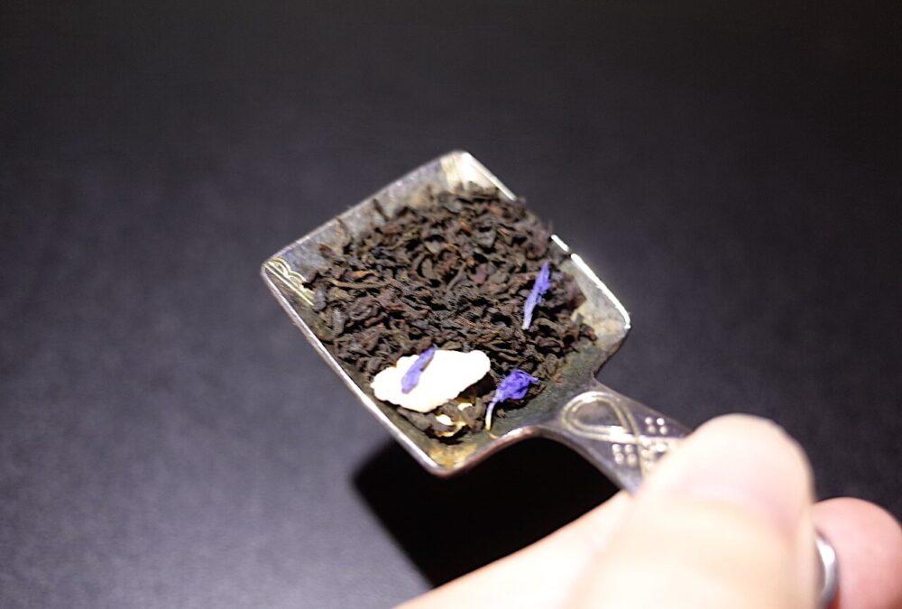 ミスグレイの茶葉