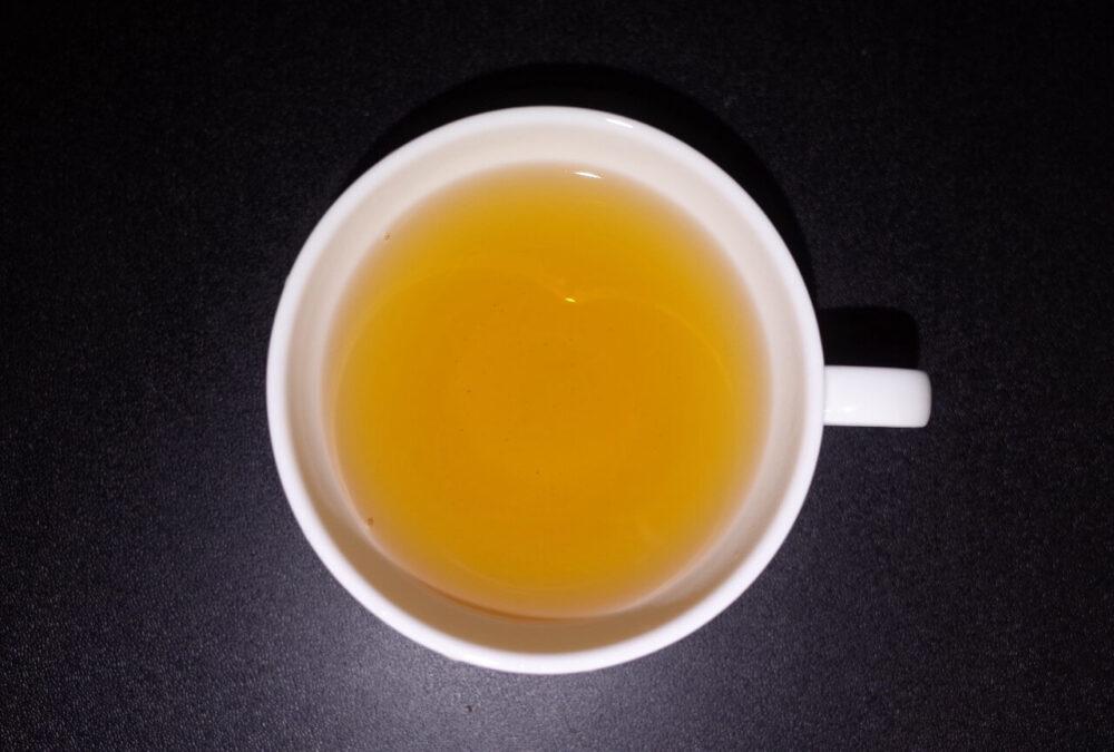 上から和紅茶のあさつゆ2ndフラッシュ