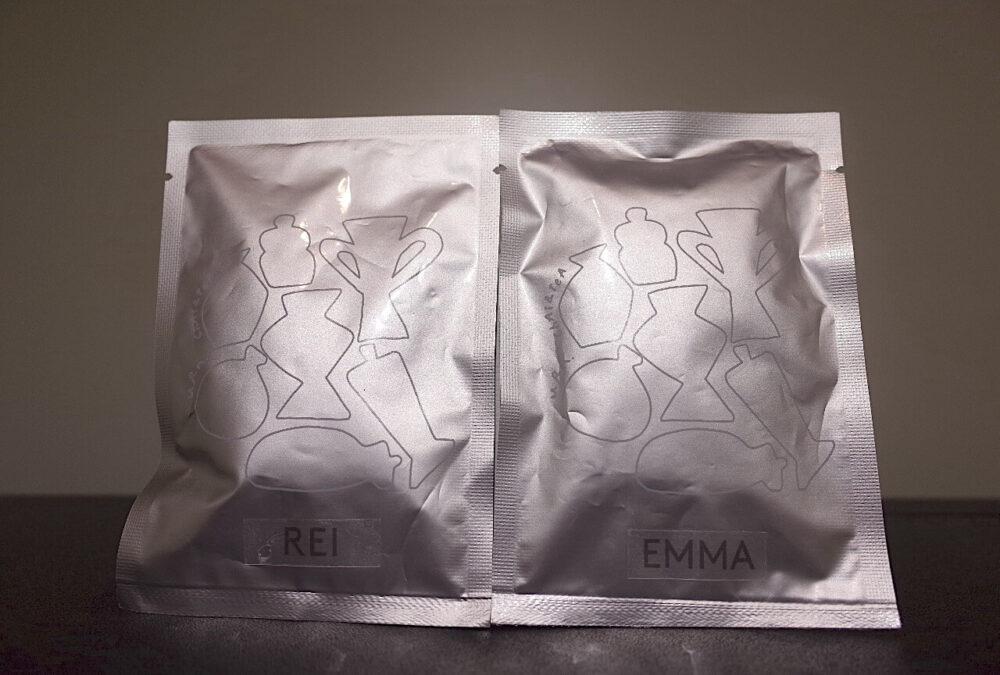 レイとエマ